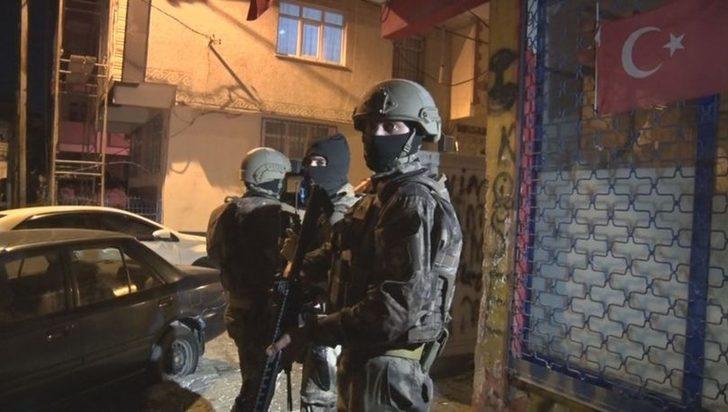 İstanbul'da terör örgütü PKK'ya yönelik operasyon: Çok sayıda gözaltı var