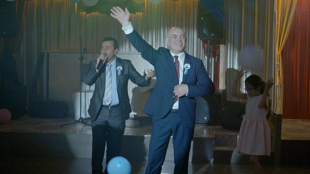 Ercan Kesal'ın Nasipse Adayız filmine Belgrad'dan ödül!