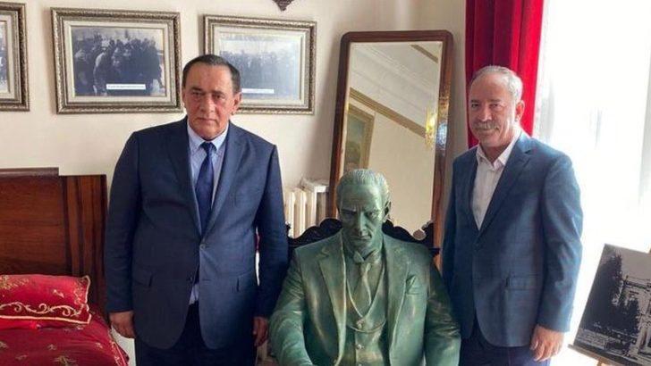 CHP, Alaattin Çakıcı'yı makamında ağırlayan Edirne Belediye Başkanı Recep Gürkan hakkında inceleme başlattı