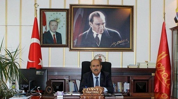 Kaymakam Ünal'ın 29 Ekim Cumhuriyet Bayramı mesajı
