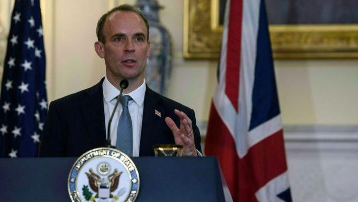 İngiltere'den Fransa-Türkiye gerginliği yorumu: Hoşgörü ve ifade özgürlüğü konusunda omuz omuza durmalıyız