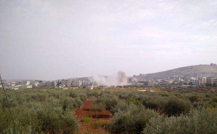 Esad rejimi Ariha'yı vurdu: 6 yaralı