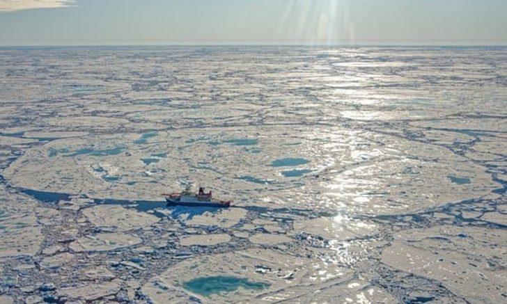 Büyük tehlike: Donmuş haldeki metan yatakları çözünmeye başladı!