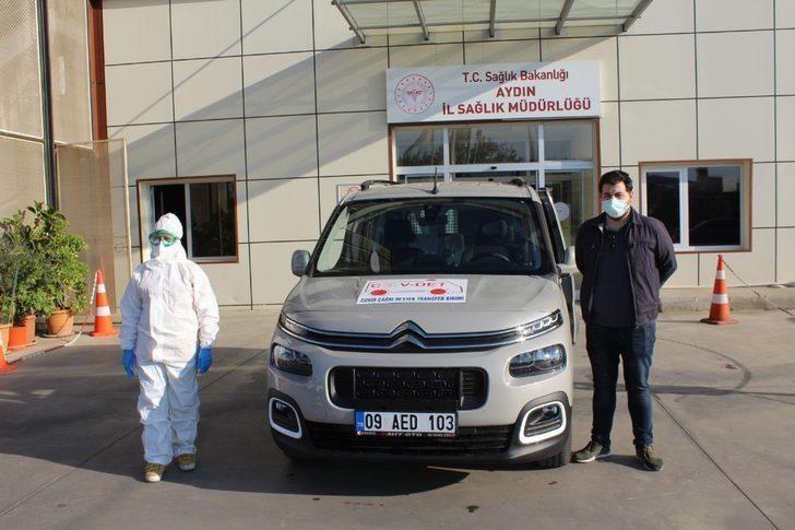 Koronavirüs ile mücadelede ilk: COV-DET ekibi hizmete başladı