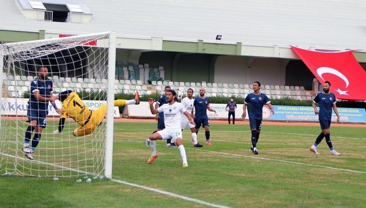 TFF 3. Lig. Muğlaspor:1 Bergama Belediye: 1