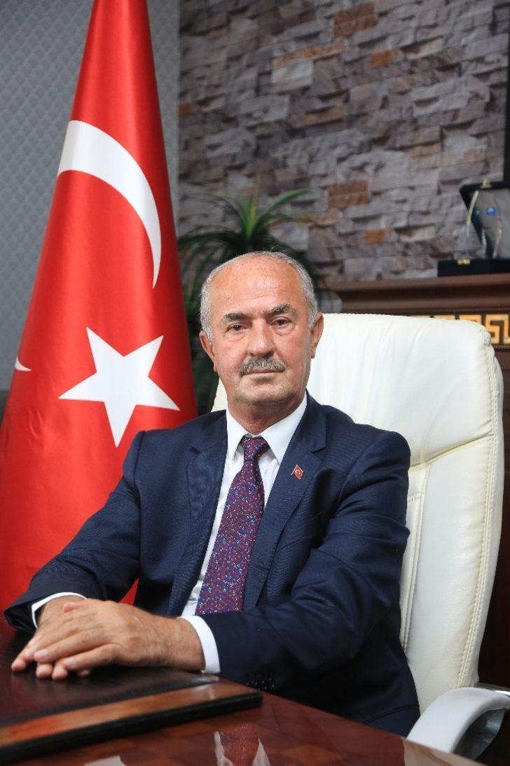 Başkan Akman'ın Mevlid Kandili mesajı