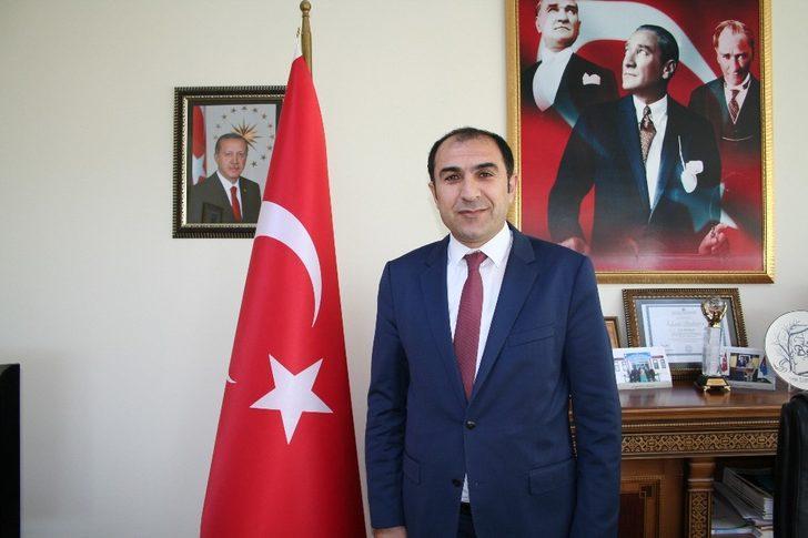 Başkan Berge'den Cumhuriyet Bayramı mesajı