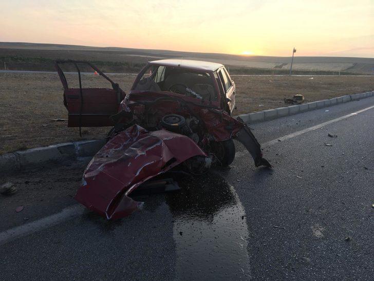 Çorum'da feci kaza: 1'i uzman çavuş 2 kişi hayatını kaybetti