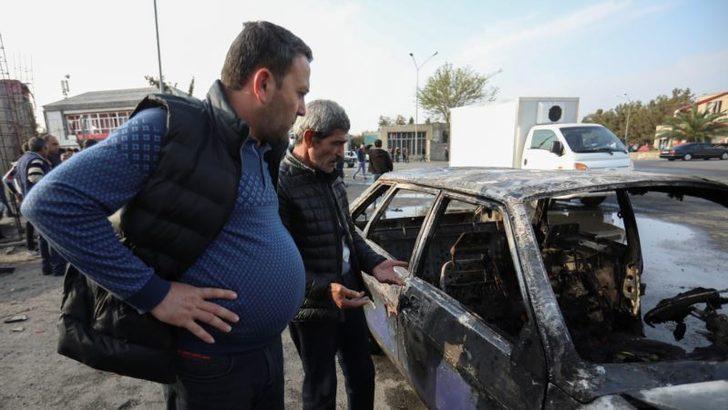 Dağlık Karabağ'da Çatışmalar ve Can Kayıpları Sürüyor