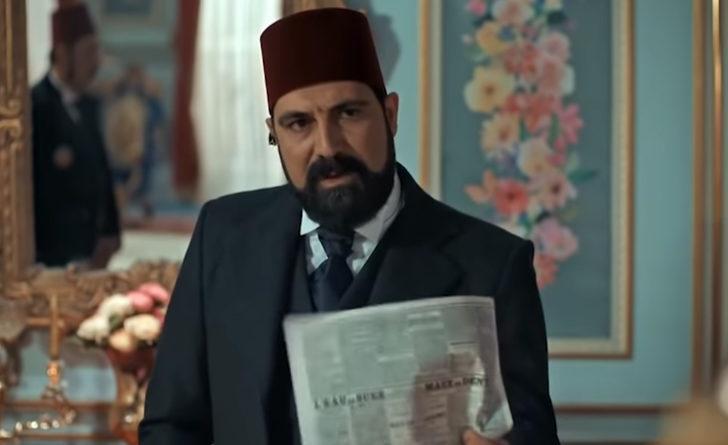 TRT'nin Payitaht Abdülhamid dizisinden Fransa ve Charlie Hebdo  göndermesi: Dünyayı başınıza yıkarım