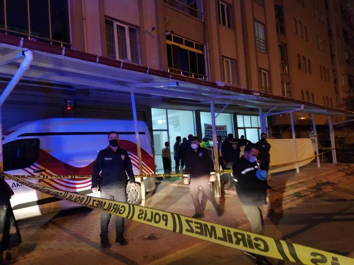 Konya'da polis memuru dehşet saçtı! Beylik tabancasıyla komşusuna kurşun yağdırdı