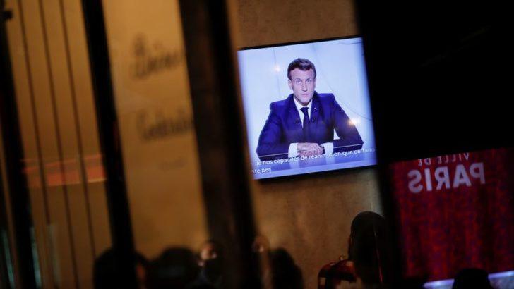 Fransa İkinci Kez Karantinaya Giriyor
