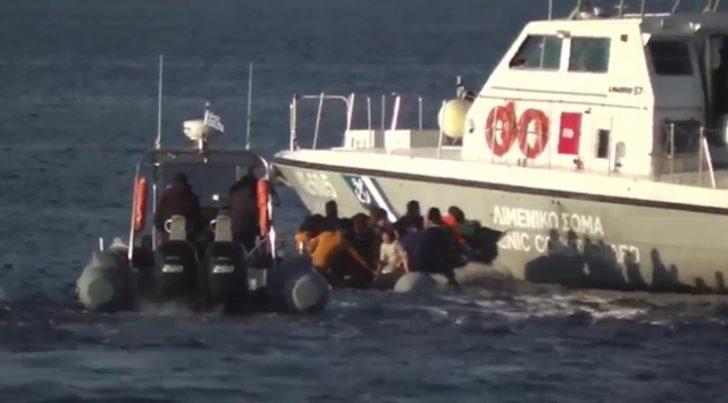 AB, Ege'deki geri itmelerle ilgili Frontex'i 'acil' toplantıya çağırdı -  Dünya Haberleri