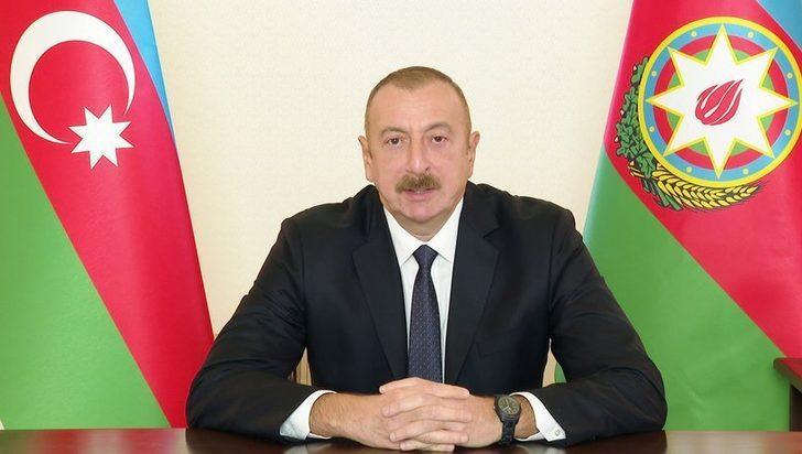Azerbaycan Cumhurbaşkanı İlham Aliyev'den 29 Ekim Cumhuriyet Bayramı mesajı