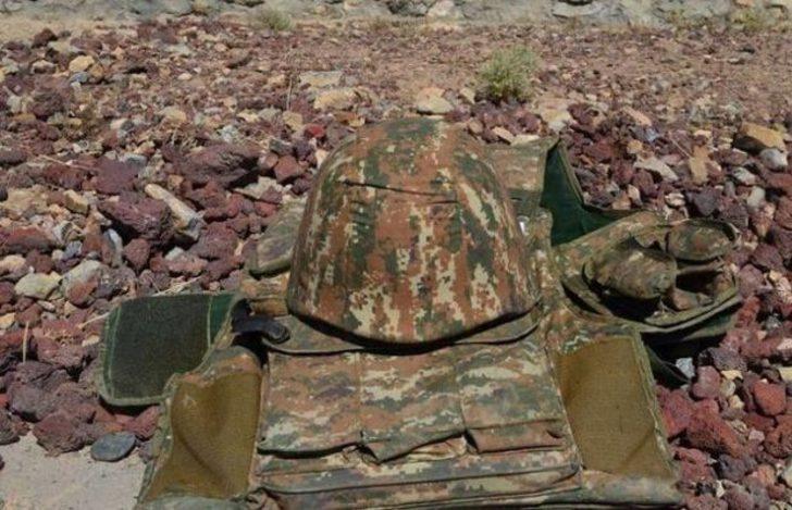 Azerbaycan: Ermenistan'ın 1. Ordu komutan yardımcısı öldürüldü