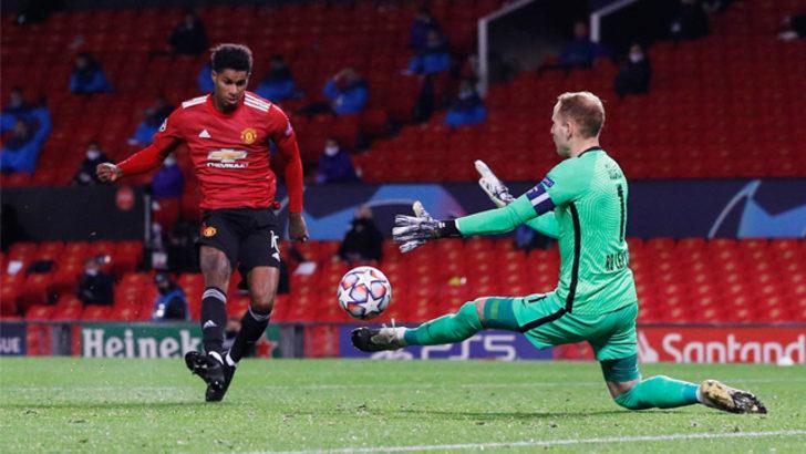 ÖZET   Manchester United - RB Leipzig maç sonucu: 5-0