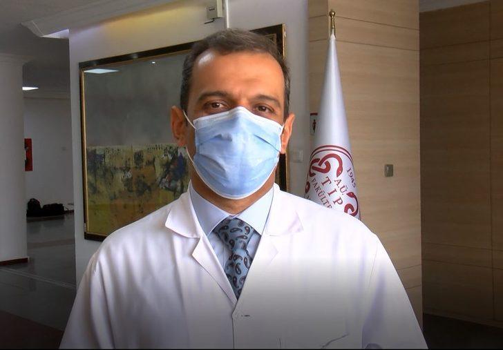 Bilim Kurulu Üyesi Azap: Koronavirüs hastalarında aspirin kullanıyoruz