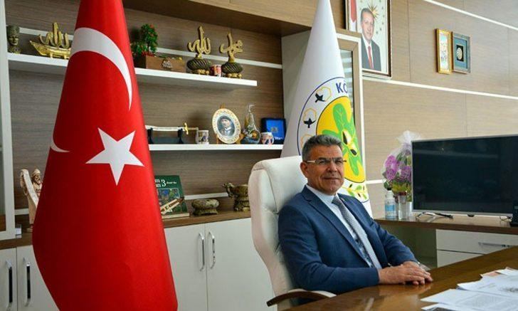 Başkan Güler'in 29 Ekim Cumhuriyet Bayramı mesajı