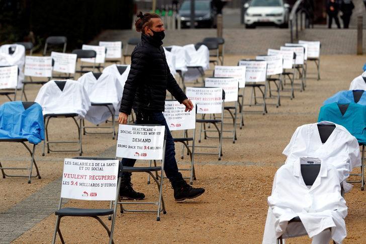 Avrupa'nın koronavirüs kabusu geri döndü: Hangi ülke ne önlemler alıyor?