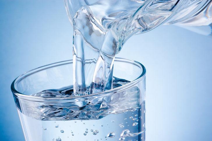 Su içerken PH değerine dikkat! Alkali sular tüketirseniz...