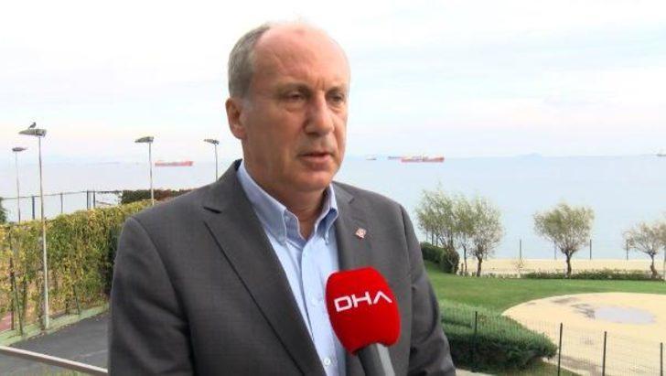 Muharrem İnce CHP'ye yüklendi: Her gün yeni bir skandal duyuyoruz