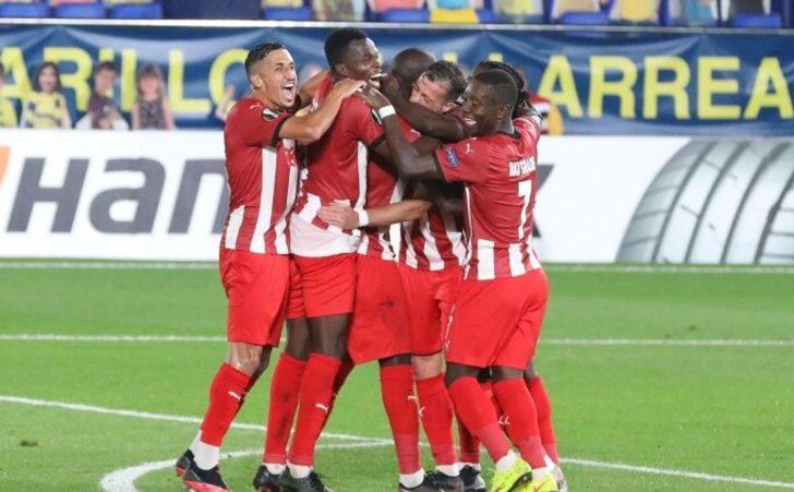 Sivasspor - Maccabi Tel Aviv: İlk 11'ler