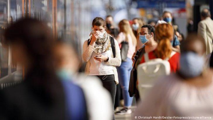Almanya'da koronavirüs vakaları rekor düzeye ulaştı