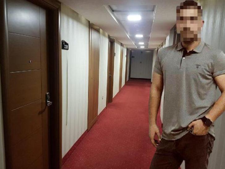 Otel odasında tacize uğrayan genç mühendis Sürekli kapıyı kontrol ediyorum