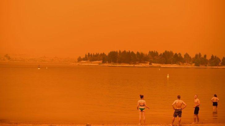 Avustralya'ya 'çok sayıda büyük doğa felaketine hazırlıklı olun' uyarısı