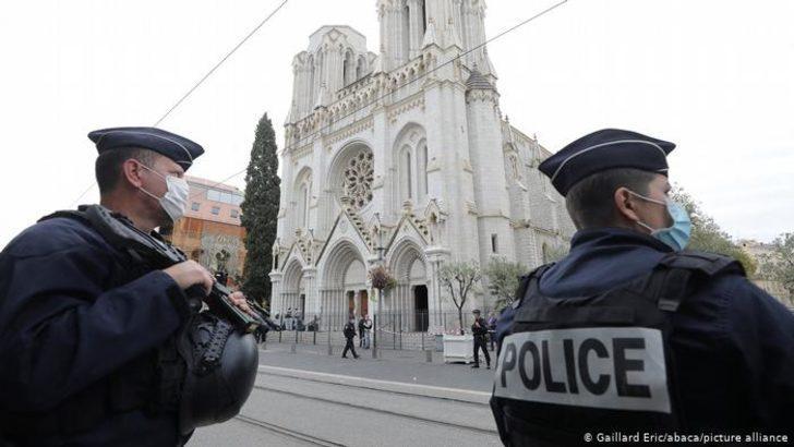 Fransa'da bir şüpheli daha gözaltına alndı
