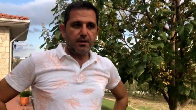 İzmir'de depreme yakalanan Fatih Portakal korku dolu anları anlattı