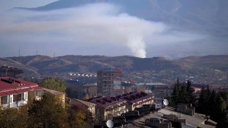 Ermeni ve Azeri Bakanlar Barış Görüşmeleri İçin Cenevre'de