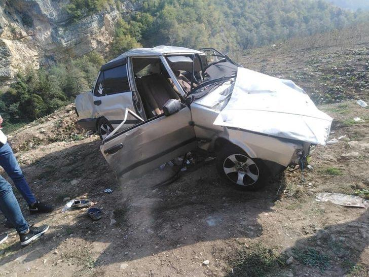 Askere gidecek kardeşler kaza yaptı: 1 ölü, 1 yaralı