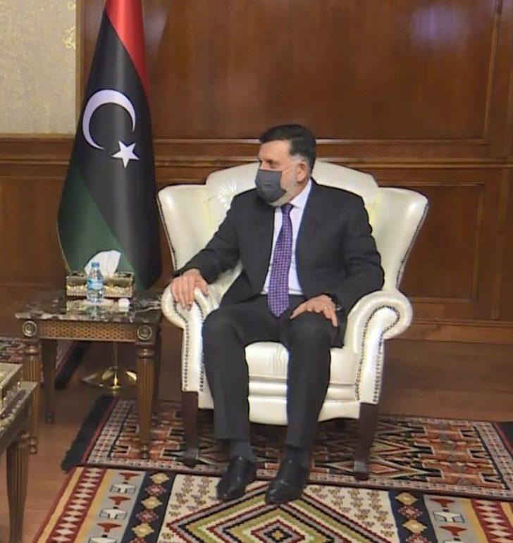 Libya Başbakanı Fayiz es-Serrac istifa kararından vazgeçti