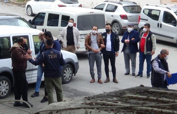 Kütahya'da yakalanan 4 DAEŞ zanlısı serbest bırakıldı
