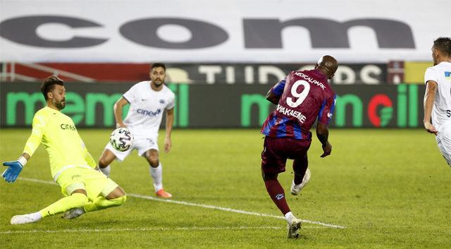ÖZET   Trabzonspor-Kasımpaşa: 3-4