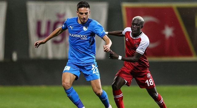 ÖZET   Fatih Karagümrük 5-1 BB Erzurumspor