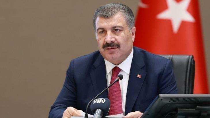 Sağlık Bakanı Fahrettin Koca İzmir depremi ile ilgili son durumu açıkladı