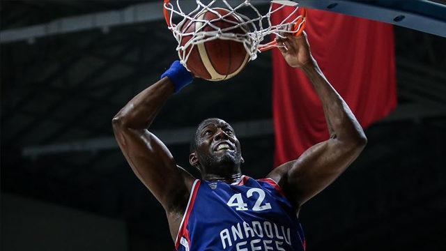 ÖZET   Olympiakos - Anadolu Efes maç sonucu: 79-84