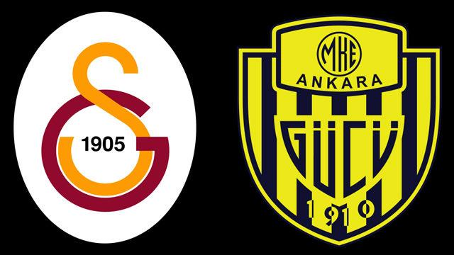 Galatasaray - Ankaragücü maçı ne zaman, hangi kanalda, saat kaçta? Galatasaray - Ankaragücü muhtemel 11'ler