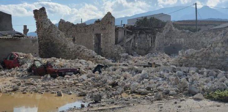 İzmir'deki deprem Sisam'ı da vurdu: 2 ölü, 19 yaralı