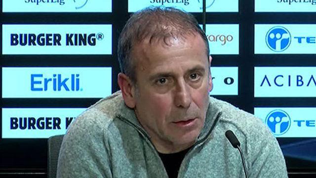 Trabzonspor'da gündemdeki isim Abdullah Avcı