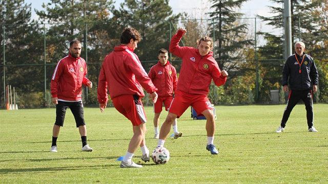 Eskişehirspor'da Akhisarspor hazırlıkları