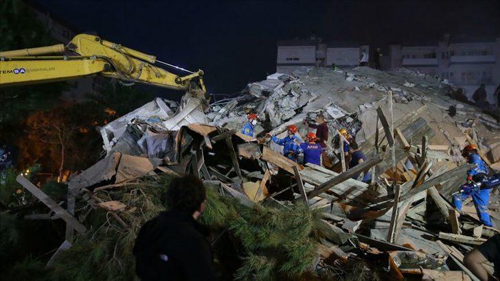 AFAD yayımladı! İşte İzmir depremine ilişkin ön değerlendirme raporu
