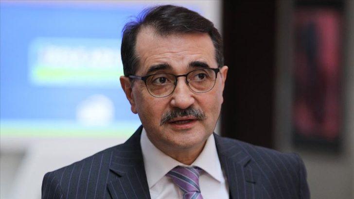 Bakan Dönmez'den deprem bölgesi ile ilgili elektrik ve doğal gaz açıklaması