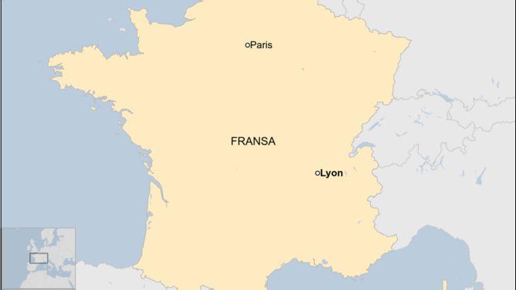 Fransa'nın Lyon kentinde Ortodoks rahibe silahlı saldırı