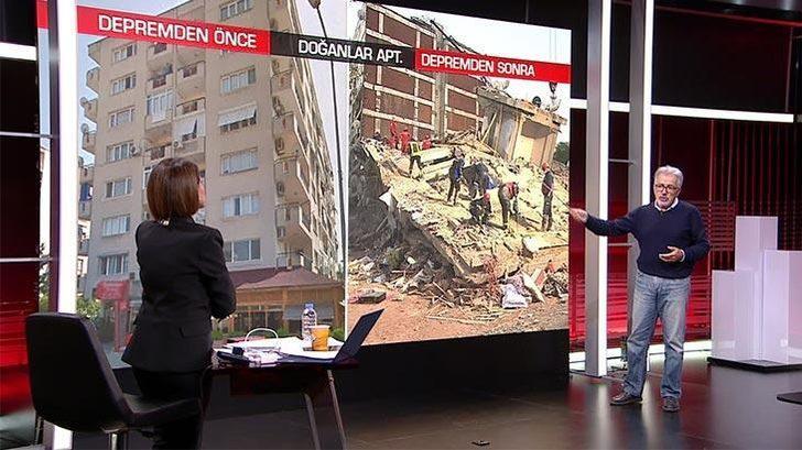 Prof. Dr. Haluk Sucuoğlu'ndan çarpıcı sözler: Bir bina kolay kolay böyle yıkılmaz