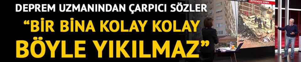 Prof. Dr. Haluk Sucuoğlu'ndan çarpıcı sözler