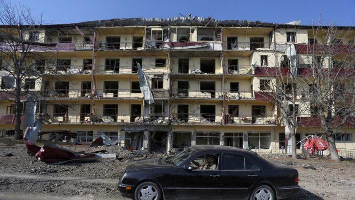 Dağlık Karabağ'da Ateşkes Dördüncü Kez İhlal Edildi