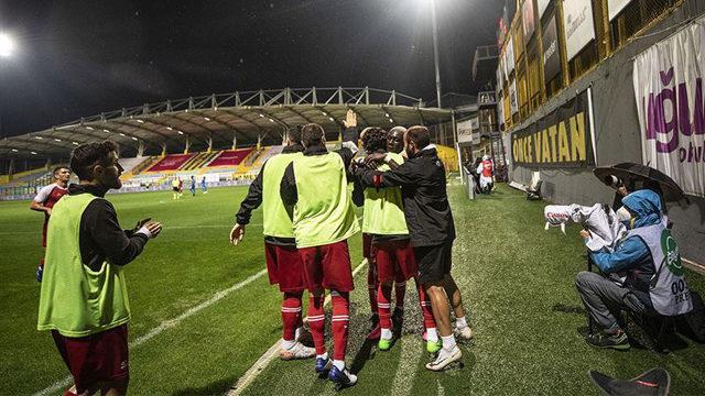 Fatih Karagümrük 4 iç saha maçını kaybetmedi
